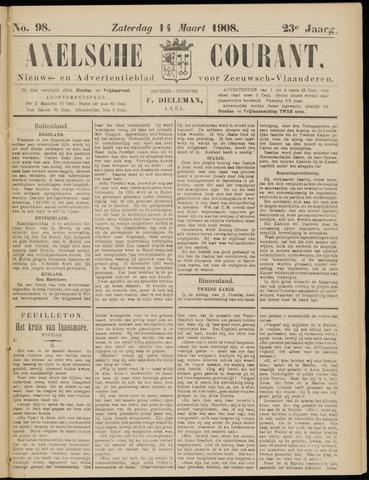Axelsche Courant 1908-03-14