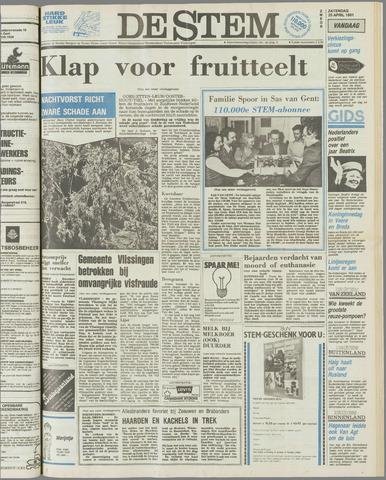 de Stem 1981-04-25