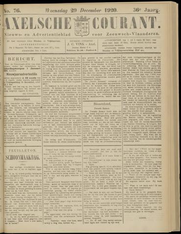 Axelsche Courant 1920-12-29