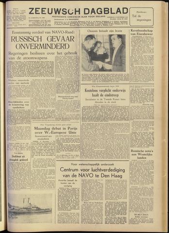 Zeeuwsch Dagblad 1954-12-18