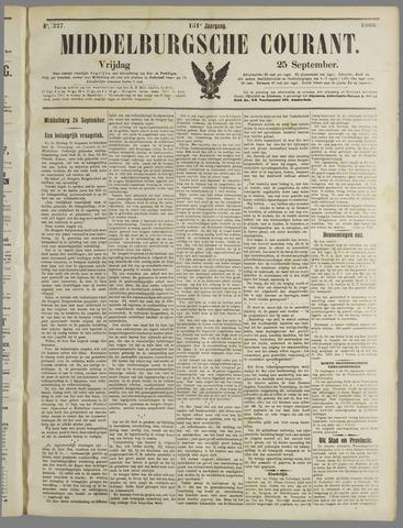 Middelburgsche Courant 1908-09-25