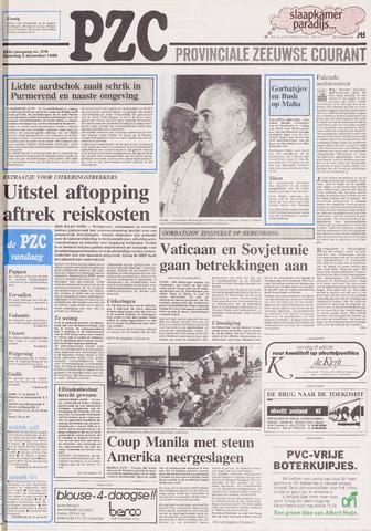 Provinciale Zeeuwse Courant 1989-12-02