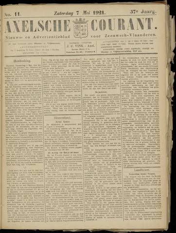 Axelsche Courant 1921-05-07