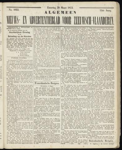 Ter Neuzensche Courant. Algemeen Nieuws- en Advertentieblad voor Zeeuwsch-Vlaanderen / Neuzensche Courant ... (idem) / (Algemeen) nieuws en advertentieblad voor Zeeuwsch-Vlaanderen 1875-03-20