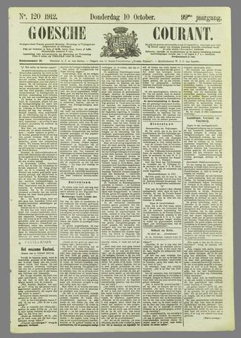 Goessche Courant 1912-10-10
