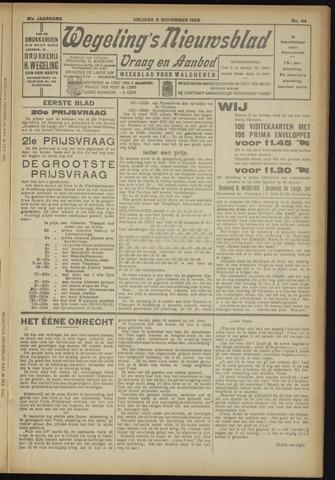 Zeeuwsch Nieuwsblad/Wegeling's Nieuwsblad 1925-11-06