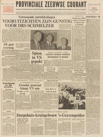Provinciale Zeeuwse Courant 1966-11-01