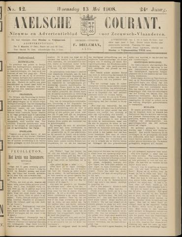 Axelsche Courant 1908-05-13