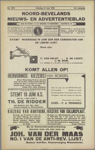 Noord-Bevelands Nieuws- en advertentieblad 1935-06-15