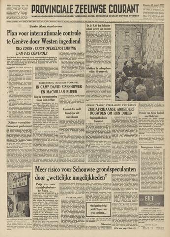 Provinciale Zeeuwse Courant 1960-03-29