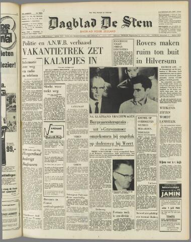 de Stem 1968-06-29