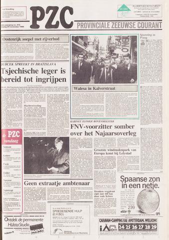 Provinciale Zeeuwse Courant 1989-11-24