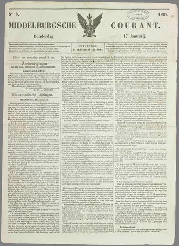 Middelburgsche Courant 1861-01-17