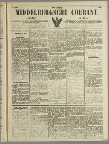 Middelburgsche Courant 1906-07-17