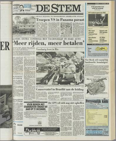 de Stem 1989-12-18