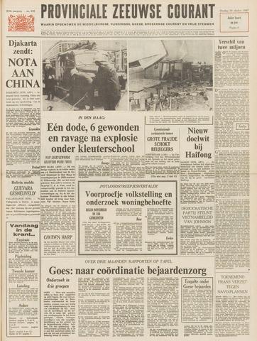 Provinciale Zeeuwse Courant 1967-10-10
