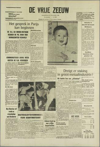 de Vrije Zeeuw 1968-11-21