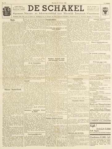 De Schakel 1946-02-25