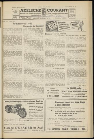 Axelsche Courant 1953-03-21