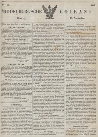 Middelburgsche Courant 1866-11-13