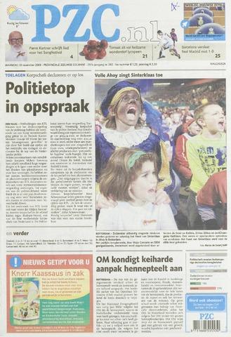 Provinciale Zeeuwse Courant 2009-11-30