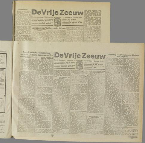 de Vrije Zeeuw 1945-01-04