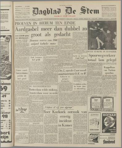 de Stem 1963-10-24