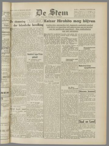 de Stem 1945-08-13