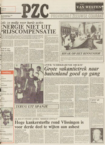 Provinciale Zeeuwse Courant 1979-07-06