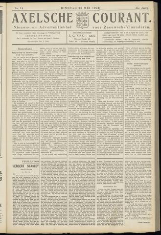 Axelsche Courant 1939-05-23