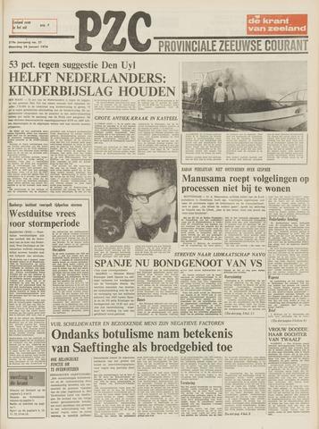 Provinciale Zeeuwse Courant 1976-01-26