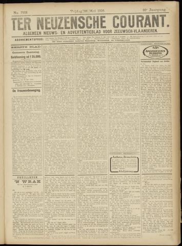 Ter Neuzensche Courant. Algemeen Nieuws- en Advertentieblad voor Zeeuwsch-Vlaanderen / Neuzensche Courant ... (idem) / (Algemeen) nieuws en advertentieblad voor Zeeuwsch-Vlaanderen 1926-05-26