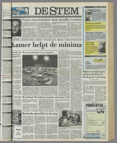 de Stem 1987-10-05