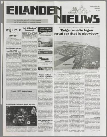 Eilanden-nieuws. Christelijk streekblad op gereformeerde grondslag 2007-01-12