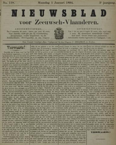 Nieuwsblad voor Zeeuwsch-Vlaanderen 1894