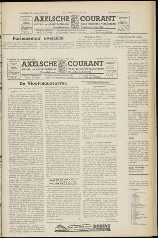 Axelsche Courant 1950-06-07
