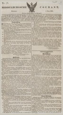 Middelburgsche Courant 1834-07-01