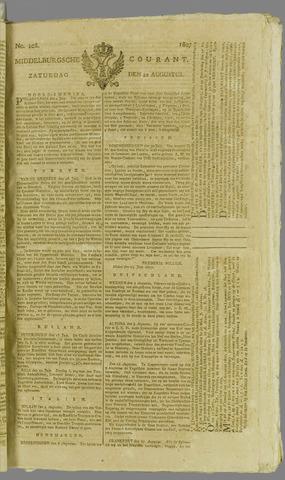 Middelburgsche Courant 1807-08-22