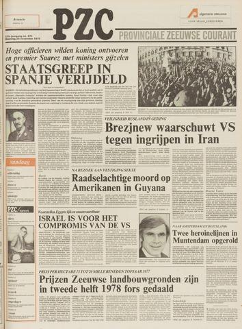 Provinciale Zeeuwse Courant 1978-11-20