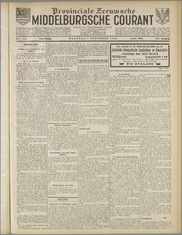 Middelburgsche Courant 1930-12-01