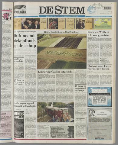 de Stem 1997-10-14