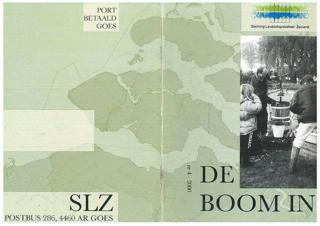 Landschapsbeheer Zeeland - de Boom in 2000-12-01