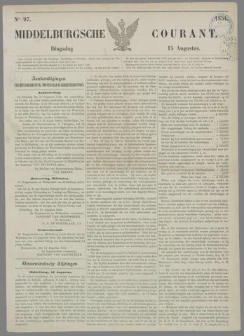 Middelburgsche Courant 1854-08-15