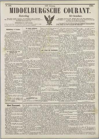 Middelburgsche Courant 1901-10-12