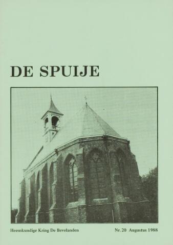 De Spuije 1988-08-01