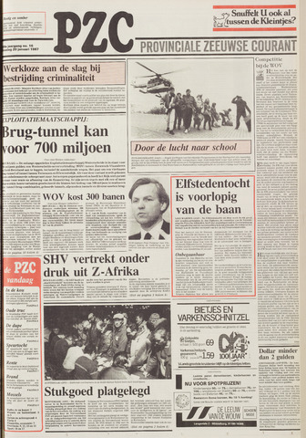 Provinciale Zeeuwse Courant 1987-01-20