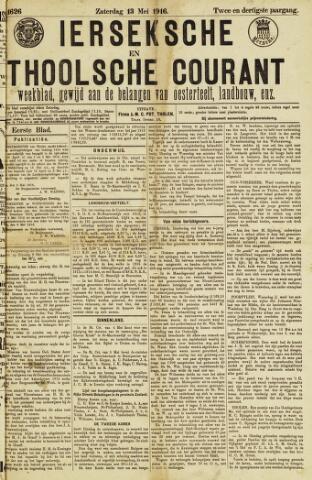 Ierseksche en Thoolsche Courant 1916-05-13