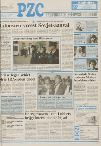 Provinciale Zeeuwse Courant 1991-06-04
