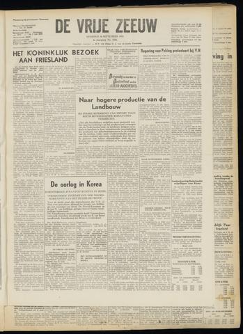 de Vrije Zeeuw 1950-09-26