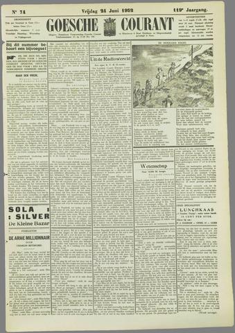 Goessche Courant 1932-06-24